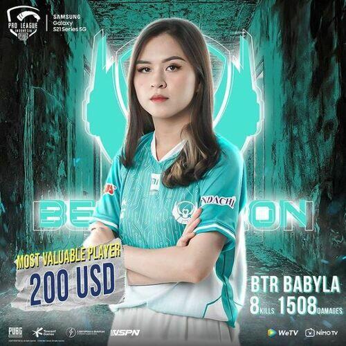 BTR Babyla 56870