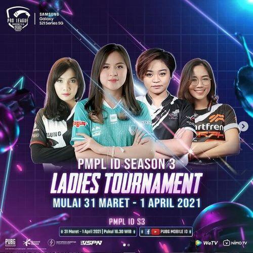 PMPL Ladies Fbf22