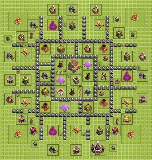 Base Th8 Anti Hog Dan Dragon7