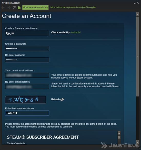 Cara Daftar Akun Steam Untuk Main Dota 2 Gampang Banget Jalantikus