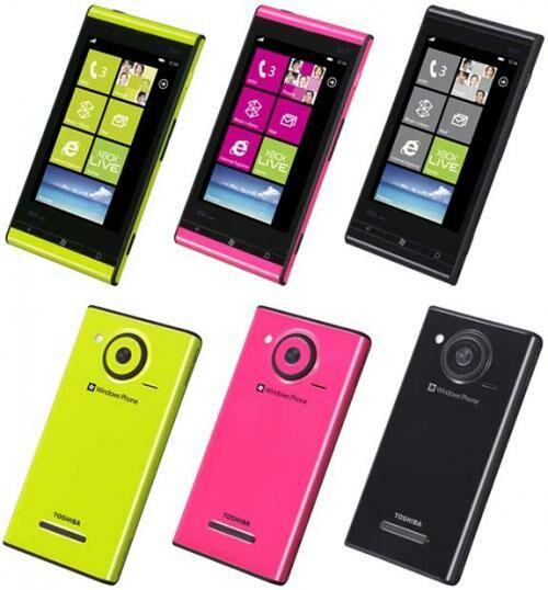 Vendor Smartphone Asal Jepang 2
