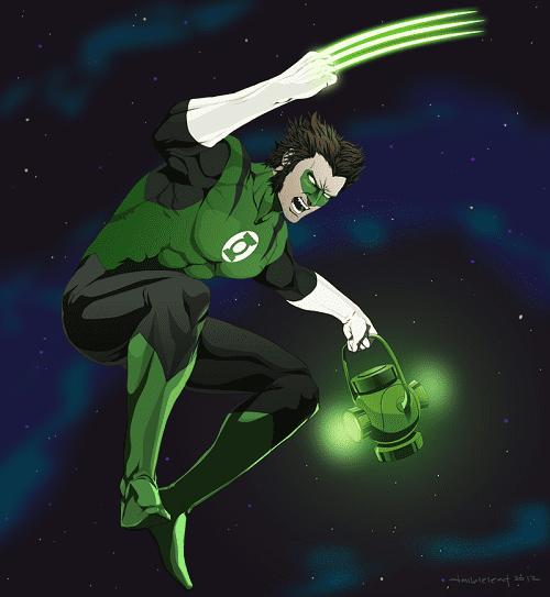 Karakter Marvel Fusion Dengan Dc 22