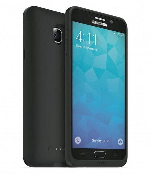 Mophie Galaxy Note 5 Casing Baterai Eksternal 1