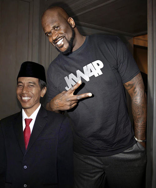 Photoshop Jokowi Jk15