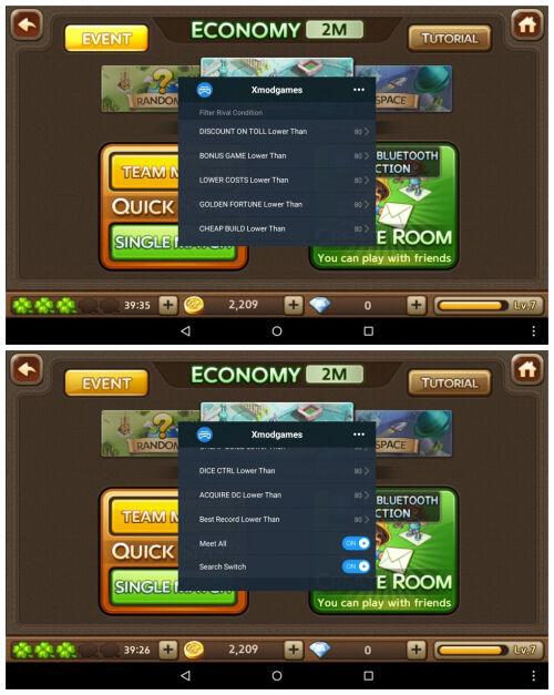 Mod Line Lets Get Rich 2