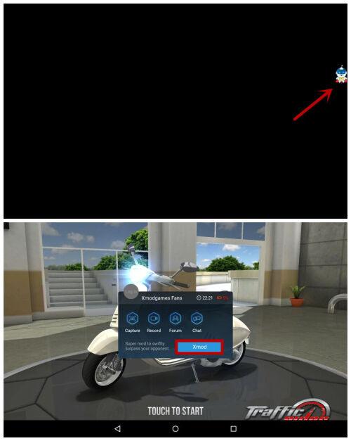 Mod Traffic Rider Android 2