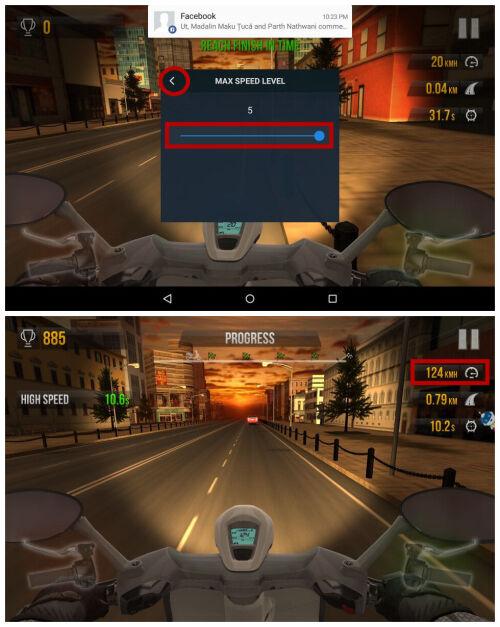 Mod Traffic Rider Android 4