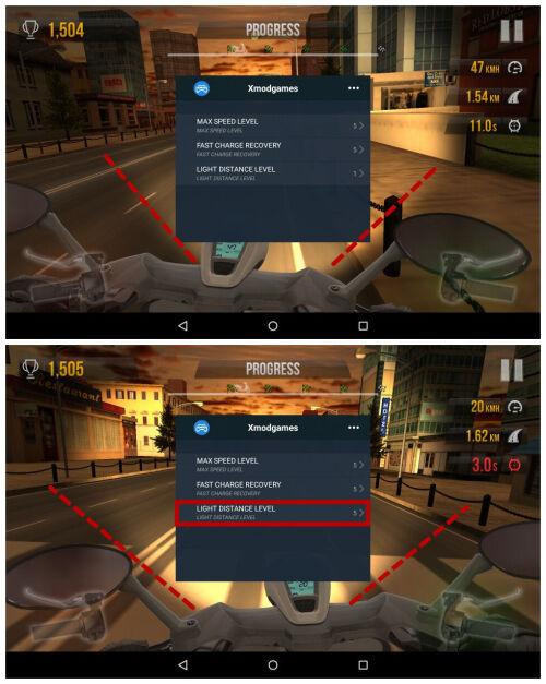 Mod Traffic Rider Android 5