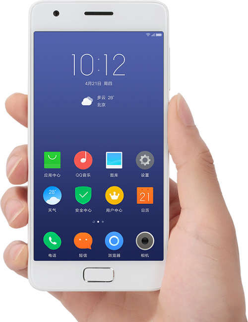 Smartphone Android Terbaru Zuk Z2