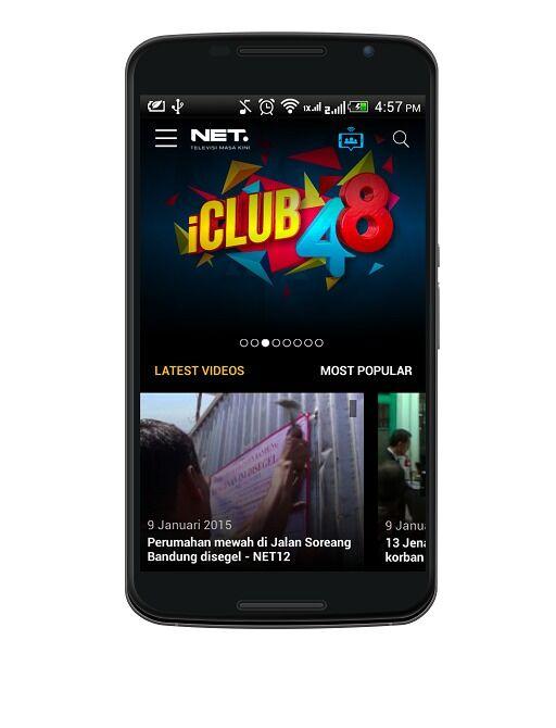 12 aplikasi streaming tv android terbaik untuk nonton tv