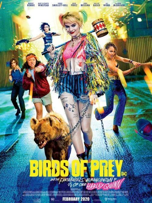 Birds Of Prey 7ecc1