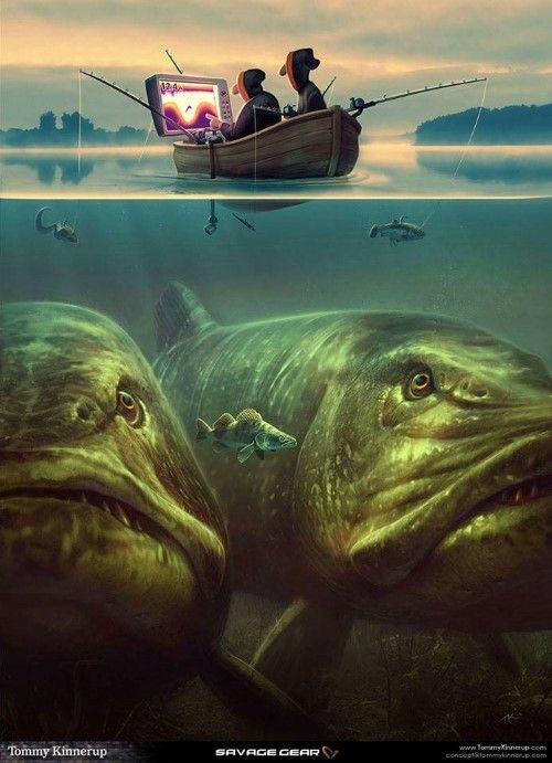 Gambar Kengerian Lautan Luas 3