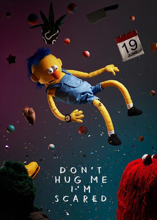 Dont Hug Me Im Scared 2