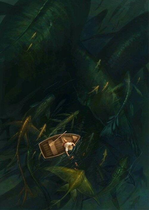 Gambar Kengerian Lautan Luas 4