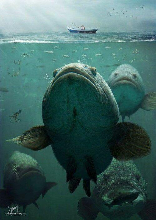 Gambar Kengerian Lautan Luas 10