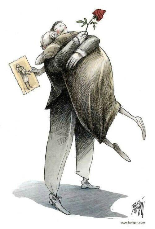 Ilustrasi Yang Menggambarkan Hati Manusia Saat Ini 16ok