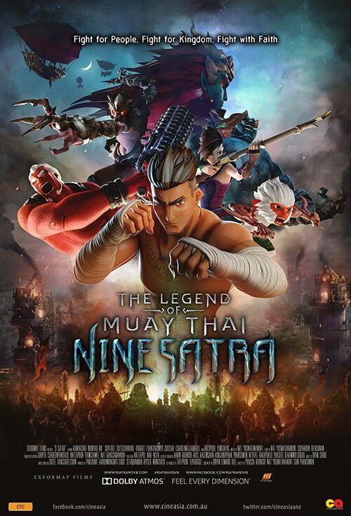 Review Film The Legend Of Muay Thai 9 Satra 2 44d5c