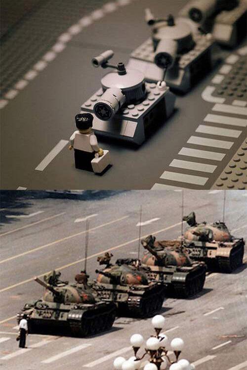 Foto Bersejarah Lego 11
