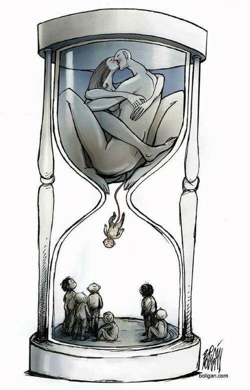 Ilustrasi Yang Menggambarkan Hati Manusia Saat Ini 17ok