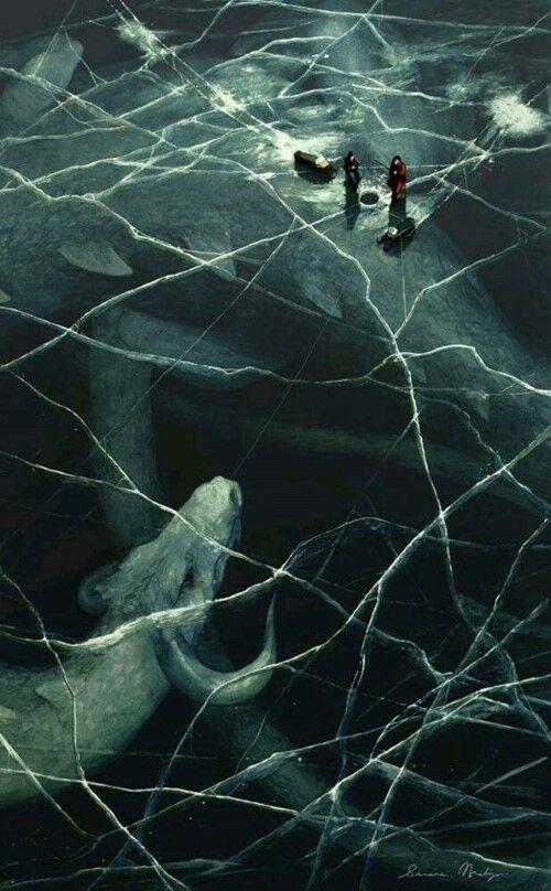 Gambar Kengerian Lautan Luas 8