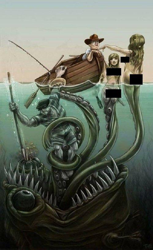 Gambar Kengerian Lautan Luas 7 Ok