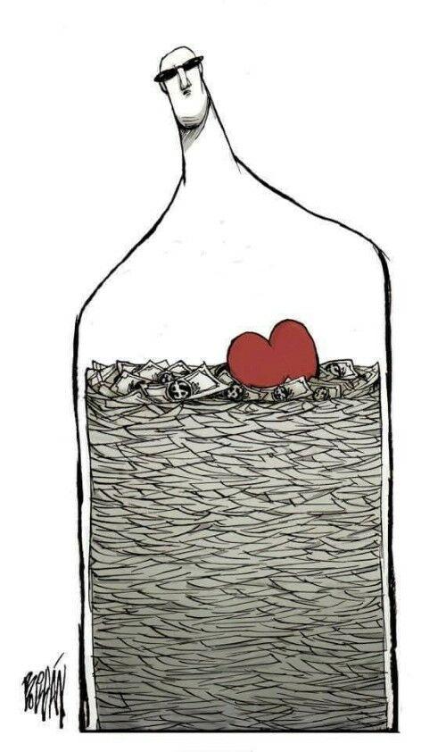 Ilustrasi Yang Menggambarkan Hati Manusia Saat Ini 20ok