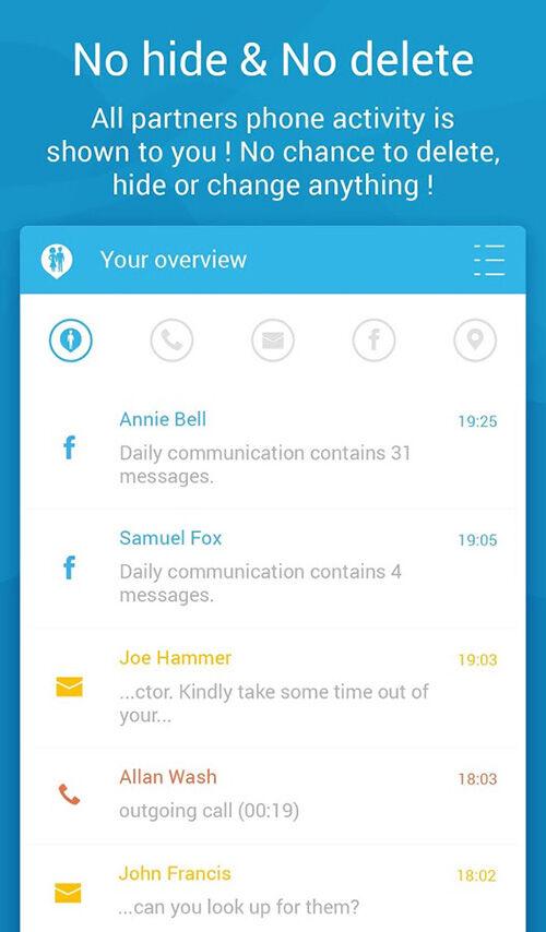 Aplikasi Menyadap Hp Pacar Untuk Kamu Yang Curiga Diselingkuhi 5