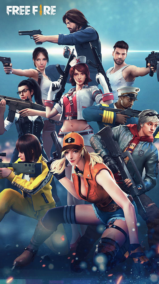 Unduh 500+ Wallpaper Android Free Fire