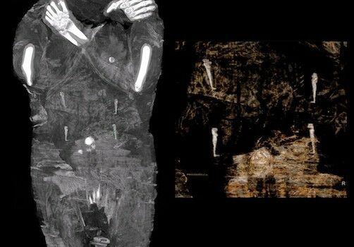 Kutukan Mumi Mesir 32456