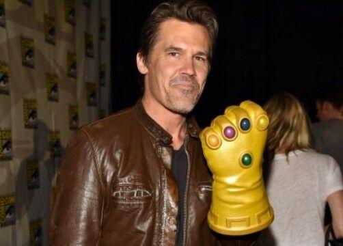 Josh Brolin Avengers Infinity War C1d57