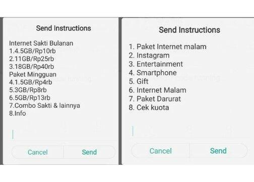 Cara Transfer Kuota Telkomsel Lewat Kode USSD A2526