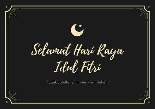 Ucapan Idul Fitri Bahasa Arab 8ff1b