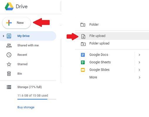Lihat Cara Menyimpan Dokumen Ke Google Drive Terbaru