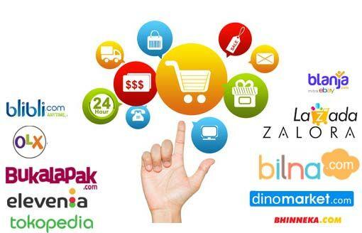 Situs E Commerce