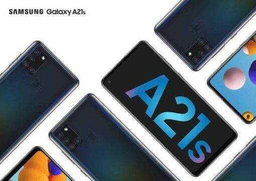 Samsung Galaxy A21s Harga Af492