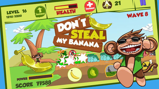 Dont Steal My Banana 1