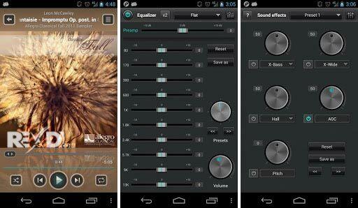 Aplikasi Pemutar Musik Terbaik Android 5