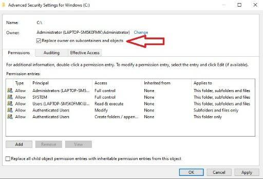 Aplikasi Bawaan Windows Tidak Bisa Dibuka 0d081