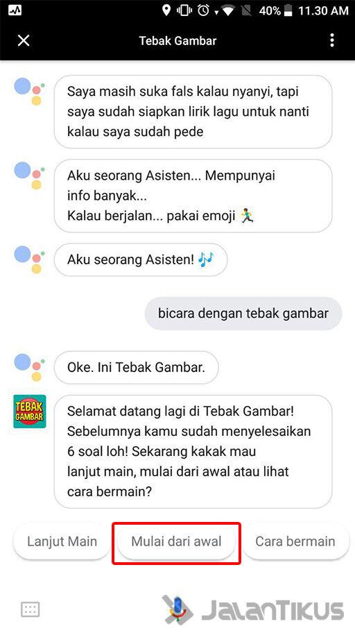Cara Main Game Tebak Gambar Asisten Google 3 2abe3