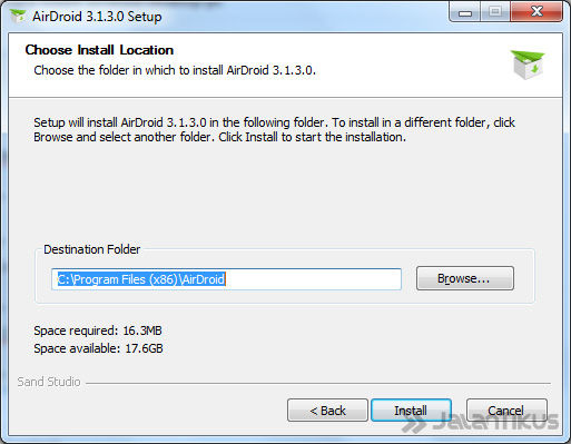Cara Install Airdroid Desktop Pc 5