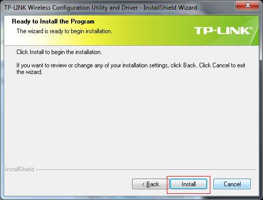 Install Wifi Adapter Tp Link Tl Wn727n 4