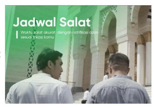 Aplikasi Jadwal Imsakiyah Android 7192a