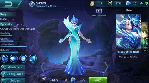 Aurora Be0ce