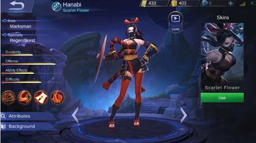 Hanabi Cfad1