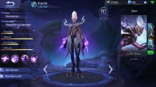 Karrie 7b920
