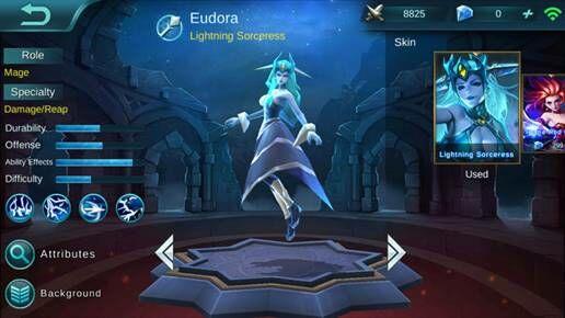 Eudora 99579