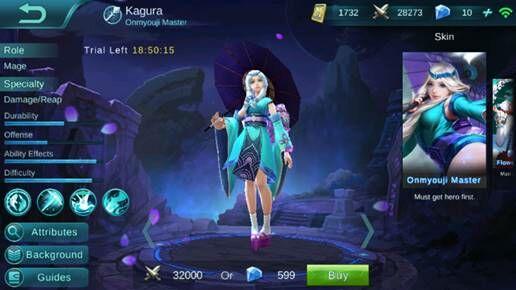 Kagura E7691