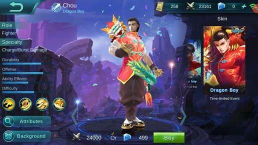 Chou E4ea0