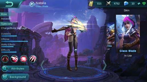 Natalia B9007