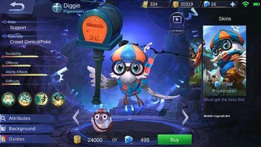 Diggie E641d